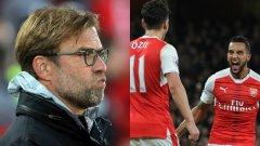 5 извода от класическия успех на Арсенал над Уест Хем и след втората поредна издънка на Ливърпул срещу Борнемут...