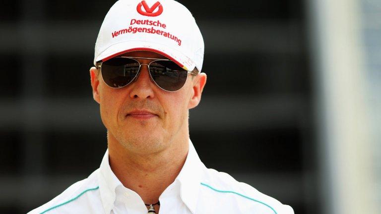 Възможно е Шумахер да е бил опериран от Менаше и през 2019-а.