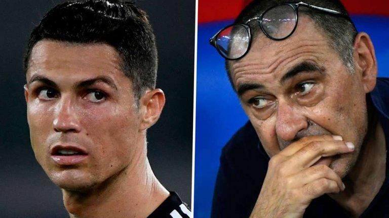 """""""Интересите на Роналдо надхвърлят нормалното и са над клуба и отбора"""""""