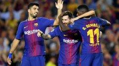 Новото трио на Барселона беше в действие от първата минута, но само Меси изпъкна истински - за пореден път. Ето как Валверде допринася за страхотната му форма плюс още 4 извода след успеха на каталунците над Юве