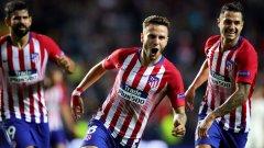 Саул вкара страхотен гол, с който Атлетико дръпна с 3:2 в първото продължение. В тази фаза от мача Реал вече нямаше сили да отговори и скоро допусна още едно попадение