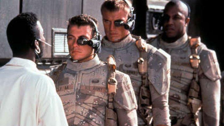 Кадър от филма Universal Soldier
