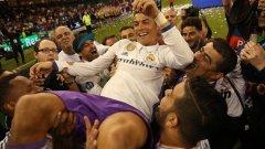 За година и една седмица португалецът натрупа значително богатство от трофеи