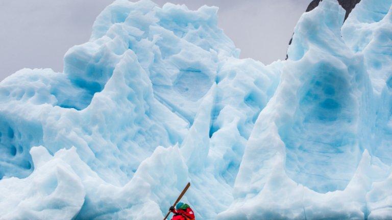 Гренландците искат независимост и ледът може да им помогне да си я спечелят