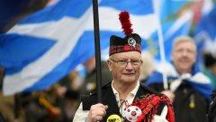 Засега мнозинството от шотландците не искат нов референдум в следващите 5 години