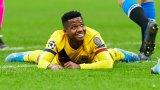 Ансу Фати се превърна в най-младия голмайстор в историята на Шампионската лига