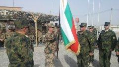 38-ия си контингент от въоръжените сили на България заминава за Кандахар като част от мисията на НАТО