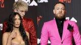 Конър Макгрегър скочи на гаджето на Меган Фокс на наградите на MTV