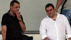 Шефовете на ЦСКА Димитър Борисов и Иво Иванов намериха заместник на Емил Костадинов