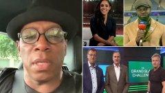 """Sky Sports изгони Льо Тисие и Томпсън, а Райт избесня: """"Какво са виновни черните?"""""""