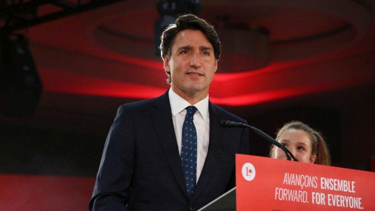 Либералите отново ще трябва да формират правителство на малцинството