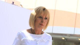 """Мая Манолова посочи като потенциални свои партньори """"Има такъв народ"""" и """"Демократична България"""""""