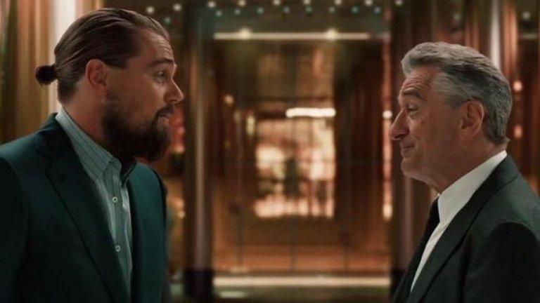 В трейлъра двамата актьори се заканват един на друг и се очертава борбата им за заветната роля да бъде забавна