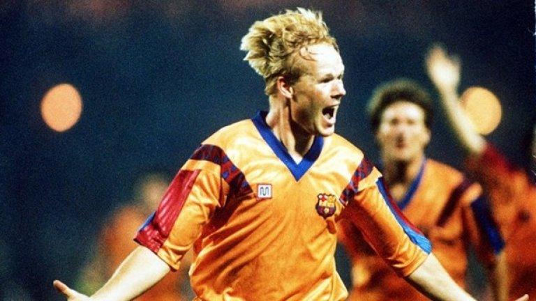 Роналд Куман (Холандия). 6 години (юли 1989 - юли 1995). 264 мача, 88 гола