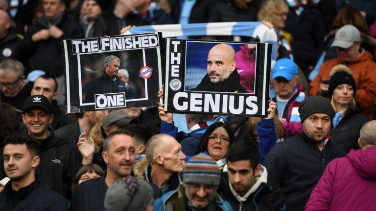 """3. Юнайтед си спечели увереност за следващия сезон  Успехът на """"червените дяволи"""" не променя почти нищо във Висшата лига. Но хубавото за Юнайтед е, че мястото на отбора в топ 4 вече изглежда почти сигурно и преди началото на новия сезон тимът може да добие повече увереност. Защото в цялата кампания до момента изглеждаше, че разликата между Сити и Юнайтед е твърде голяма не само откъм точки, но и като потенциал и игрови облик. В Юнайтед обаче сами осъзнават, че могат повече от това, което показваха до момента, а вече видяха и че градският им съперник не е непобедим. Юнайтед не срещна най-силната версия на Сити (Де Бройне, Жезус и Агуеро влязоха чак след 70-ата минута), но въпреки това успехът няма как да не подейства обнадеждаващо."""