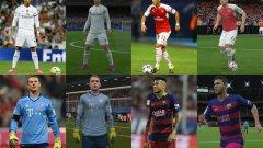 Новата FIFA ще бъде пусната в продажба следващия месец. Вижте в галерията малко абсурди от Висшата лига.