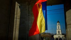 Молдова бе разтърсена от улични демонстрации, след като миналата година страната стана жертва на грандиозна банкова измама