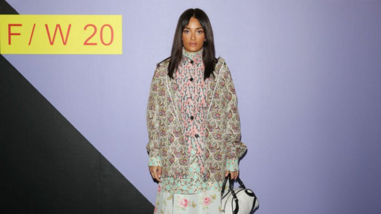 Тази година отново на мода се връщат и роклите тип Babydoll Prairie. На това мнение е и младата дизайнерка Амина Муади.