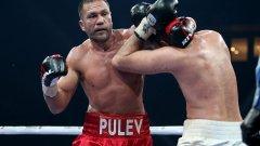 Пулев вече е част от Top Rank и ще участва в събитие на промоутърската компания през март