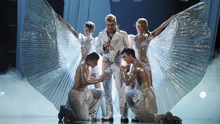 Нашият Миро така и не успя да полети на Евровизия...