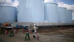 Цистерни с радиоактивна вода се складират в бившата АЕЦ