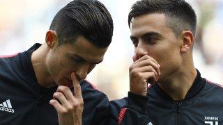 Сари се отказа от любимото си 4-3-3, за да намери начин да постави Роналдо и Дибала заедно в атаката