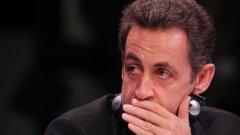 От 8 ч. тази сутрин Никола Саркози дава показания по разследване за търговия с влияние.