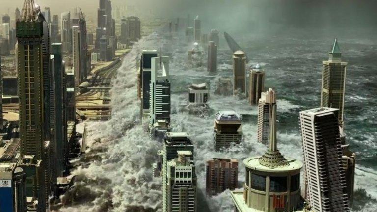 Geostorm / Геобуря (2017) - Човечеството е намерило начин да контролира климата чрез сателити. Но когато те излизат извън строя и невиждани бури връхлитат Земята, трябва да разчитаме на Джерард Бътлър да ни спасява. Включваме го в списъка, защото е по-нов и показва, че Холивуд не се отказва от хвърлянето на милиони за вече изтъркани сюжети. За разлика от зрителите, както пролича от лошия прием от критици и публика.