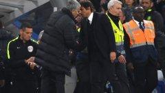 Антонио Конте е последният голям враг на Моуриньо. Припомнете си и другите големи треньорски скандали на Специалния в галерията...