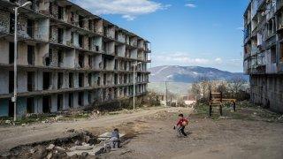 Арменски бежанци се завръщат в Нагорни Карабах