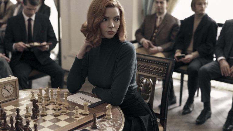 """Ролите във """"Вещицата"""" (The VVitch) на режисьора Робърт Егърс и Split на М.Найт Шаямалан лека-полека проправят пътя ѝ към по-големи роли. 2020-а обаче определено беше най-успешната за нея - освен в """"Ема"""", публиката я гледа и в мутантския хорър """"Новите мутанти"""". Но големият хит без съмнение е Queen's Gambit - история за момиче с вроден шахматен талант, което намира сигурност в играта и бързо сломява редица самоуверени мъже."""