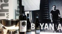 """Браян Адамс откри изложбата си с вина """"Le Photographe"""""""