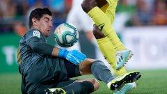 Тибо Куртоа все още не може да убеди всички, че Реал не направи грешка с привличането му