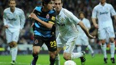 Коутиньо остави добри впечатления с екипа на Еспаньол и се изправи и срещу колоса Реал Мадрид - тогава обаче отборът му загуби тежко с 0:5