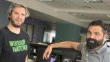 Едно интервю с Танко Шокеров, студио мениджър Gameloft България, и Васил Георгиев, водещ директор по привличане на клиенти