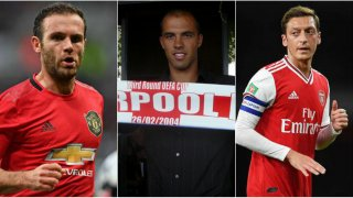 Вижте кои бяха Топ 20 на талантите през 2007 година според World Soccer Magazine...