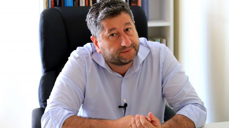 """Съпредседателят на """"Демократична България"""" иска успокояване на тона и разговор с """"Има такъв народ"""""""