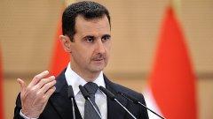 Асад твърди, че се бори с тероризма, а не го подкрепя