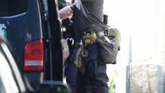 Повече от 50 нелегални мигранти са задържани край Любимец