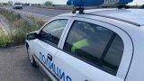 """Катастрофа на камиони блокира магистрала """"Тракия"""" на изхода на София"""