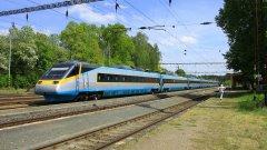 Пътнически влак се е ударил в товарен. Това е втори подобен инцидент този месец. (снимката е илюстративна)
