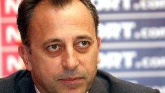 Изпълнителният директор на ЦСКА Венцислав Живков намери удобния виновник за допинг аферата в лицето на д-р Мирчо Крайнов