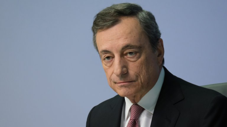 Бившият председател на Европейската централна банка събра правителство от технократи и опитни политици