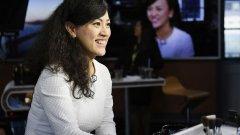 37-годишната Джийн Лю е дъщеря на Лю Чуанчи - създателят на компанията Legend, която по-късно прерасна в Lenovo