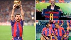Една легенда на 55! Как футболният свят поздрави Стоичков за празника