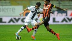 Луис Адриано наниза 129 гола във всички турнири през осемте си години в Шахтьор (Донецк)