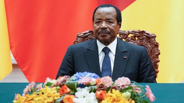 Пол Бия (Камерун)  На власт от 30 януари 1975 г. Пол Бия става президент на африканската страна през 1982 г., но реално упражнява почти пълна власт шест години преди това в ролята си на премиер. Според Freedom House той не се притеснява да репресира опозицията и да използва манипулативни и незаконни методи, за да печели избори.   Основната заплаха за него обаче са англофонските сепаратиски движения в северозападната част на Камерун, както и местният клон на Ислямска държава, който действа по границата с Нигерия.