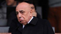 Вицепрезидентът на Милан се диви на сумите, похарчени за трансфери на Острова