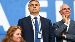 Опозицията в Унгария заподозря Орбан в корупция, заради това, че е пътувал с луксозен частен самолет, за да гледа футболни мачове. Една от дестинациите? България.