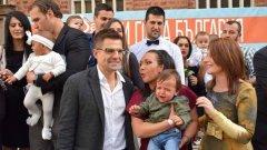 Важното е да има раждаемост, да има надежда, добри момчета са Иван и Андрей, правят нещата за България.